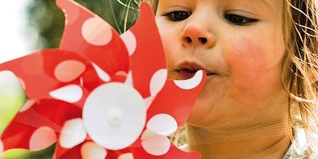 Stockland Baulkham Hills x Artful Toddler - Session Three tickets