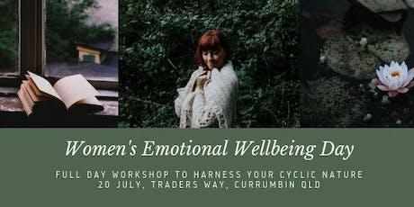 Women's Emotional Wellbeing Day tickets