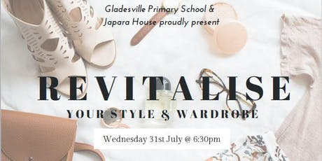 Revitalise Your Style - Fashion Fundraiser tickets