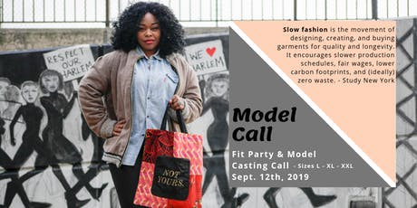 Fit Party & Casting Call tickets