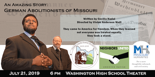 An Amazing Story: German Abolitionists in Missouri