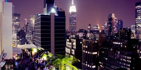FRIDAY NIGHT ROOFTOP PARTY  |  BEST VIEW OF NYC tickets