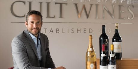 Marcus Allen | Fine Wine Investment  - the Pleasure, the Pitfalls, and the Profit... tickets