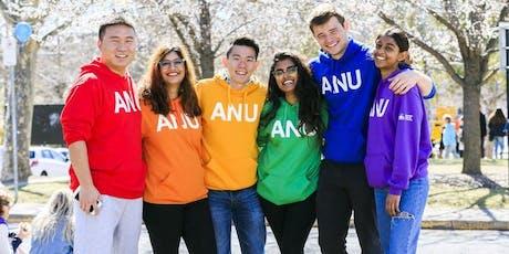 International Student Orientation Program (Week 9) - On-Campus tickets