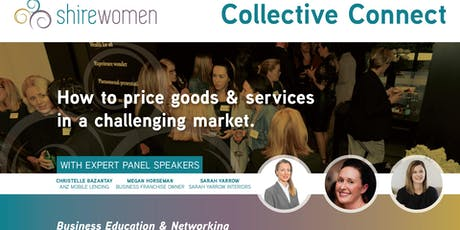 Collective Connect - ShireWomen - 23rd July 6.30pm tickets