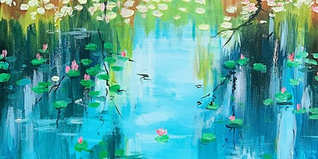 Paint & Sip -Aquatic Plants tickets