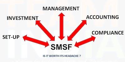 Basics of Self-managed super fund (SMSF)