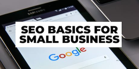 SEO Basics for Small Business tickets