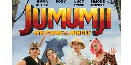 JUMUMJI - Welcome to the Jungle tickets