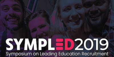 SYMPLED2019 Symposium on Leading Education Recruitment