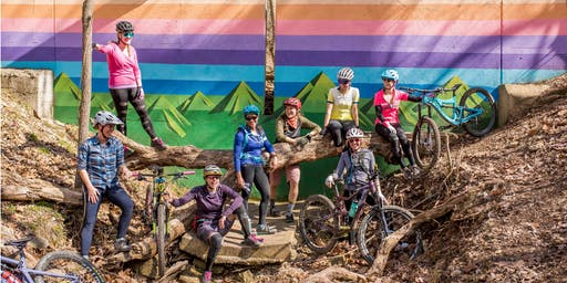 Women of Oz August Group MTB Ride