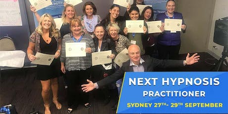 SYDNEY HYPNOSIS PRACTITIONER CERTIFICATION TRAINING  tickets