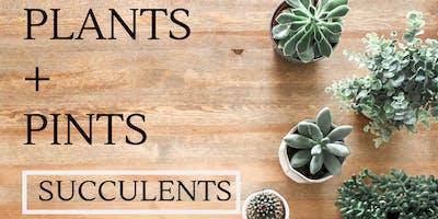 Plants + Pints - September