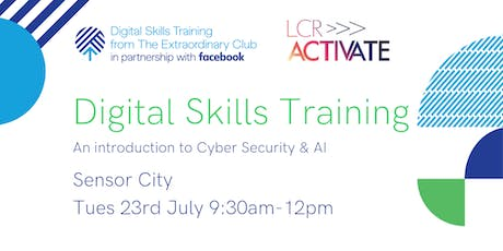 Digital Skills with LCR Activate tickets