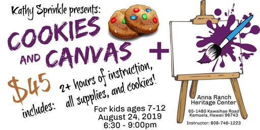 Cookies and Canvas