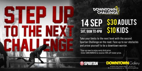 Downtown Challenge tickets