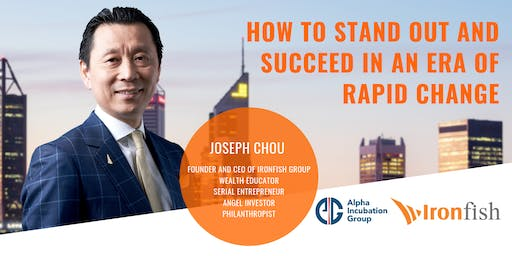 How to stand out and succeed in an era of rapid change