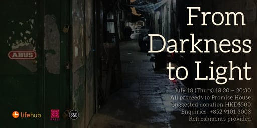 From Darkness to light: Human Trafficking in Hong Kong