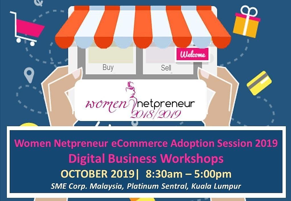 Digital Business Workshops 2019 (Kuching)