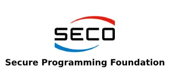 SECO – Secure Programming Foundation 2 Days Training in Tampa, FL