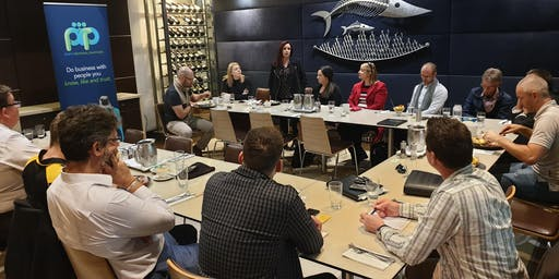 Business Networking Breakfast - Hosted by PRP Central