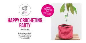 Crocheting Party - Billy Basket - TRIVENTO - YARN...