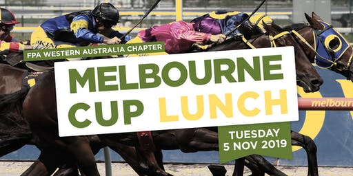 2019 Future2 WA Melbourne Cup Lunch