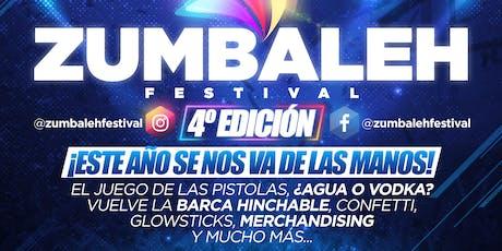 ZUMBALEH Festival 4ª Edición entradas