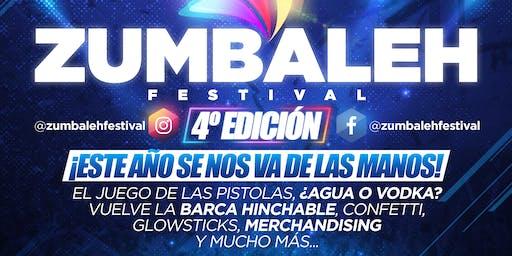 ZUMBALEH Festival 4ª Edición
