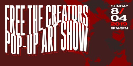 Free The Creators by Jupiter June tickets