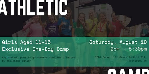 All-Girls Athletic Performance Camp:  Victoria BC