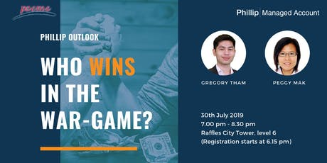 Phillip Outlook - Who wins in the war-game? tickets