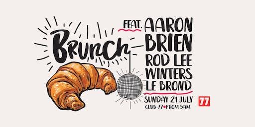 Brunch ft Aaron Brien + Rod Lee Winters
