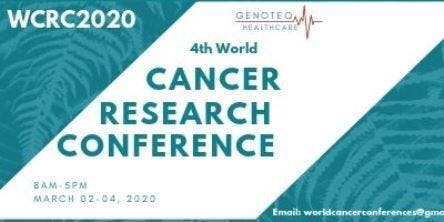4th WORLD CANCER RESEARCH CONFERENCE