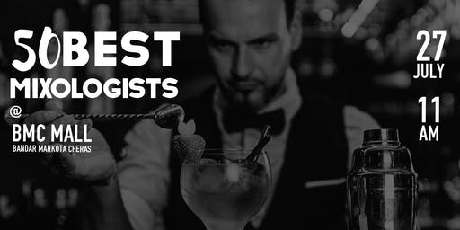 50BEST Mixologists
