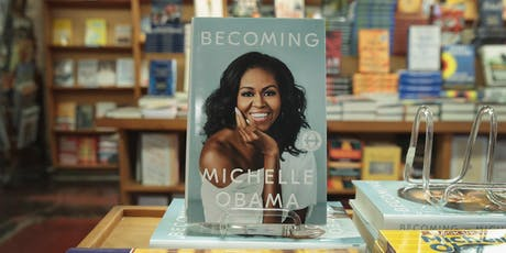 "Come. Listen. Share: Workshop in English on Michelle Obama's ""Becoming"" biglietti"