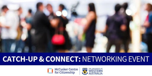 Catch-Up & Connect: Alumni Networking Event