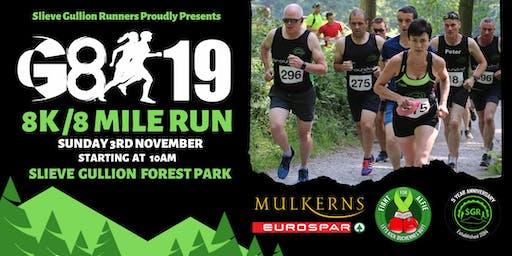 Slieve Gullion Runners G8:19