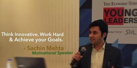 Transform for Success by Mr. Sachin Mehta -Motivational Speaker tickets