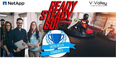 Ready Steady GO! biglietti