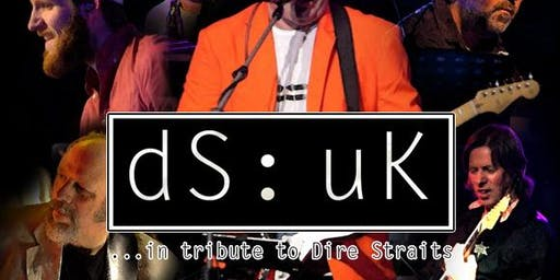 DS:UK - The Dire Straits Tribute Show