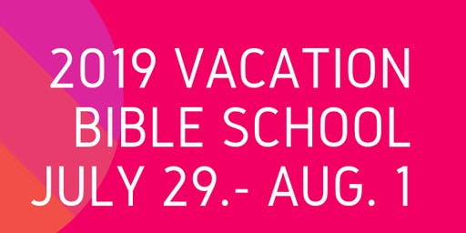 2018 Vacation Bible School -Alleyne & Lomax A.M.E Zion Church