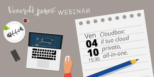 Cloudbox: il tuo cloud privato, all-in-one!