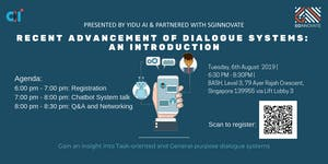 Recent Advancement of Dialogue System: An Introduction