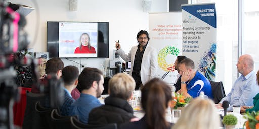Video Strategy Workshop for Marketing and Business Leaders - Sydney, September