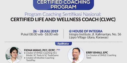 Certified Life & Wellness Coach