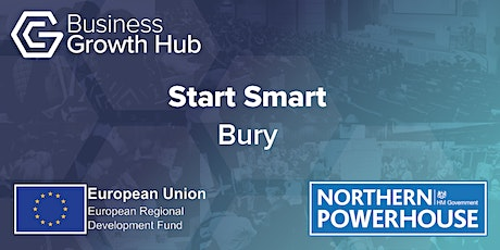 Grow your new business in Bury – 1 2 1 Advice Appointment tickets
