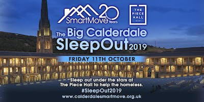 The Big Calderdale Sleep Out 2019