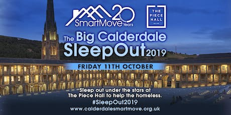The Big Calderdale Sleep Out 2019 tickets