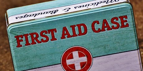 Combined First Aid at Work and Paediatric First Aid Course tickets